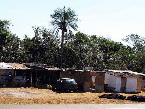 Sem-terra no Mato Grosso do Sul - Foto: Flickr Lilian Cohn