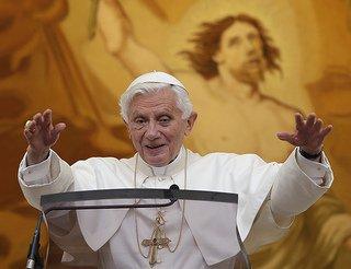 A renúncia de Bento XVI escancara a crise profunda da Igreja imperial - Foto: Flickr MATEUS_27:24&25