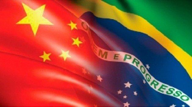 Brasil e China - economia