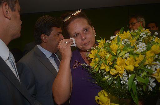 A Cubana Ramona Rodriguez. Foto: José Cruz/Agência Brasil