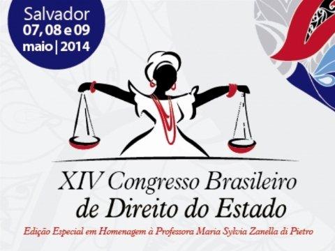 XIV Congresso Brasileiro de Direito do Estado