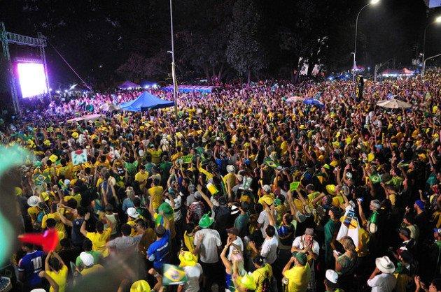 O dia D - impeachment Dilma