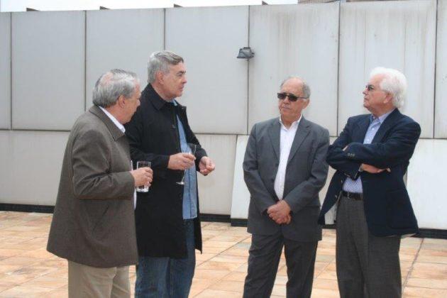 Sacha Calmon participa de reunião da Ajufemg