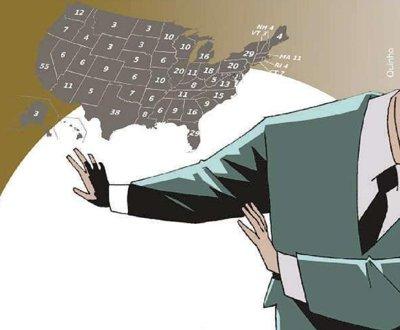 Sistema Eleitoral EUA