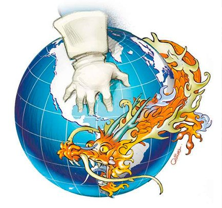 O rumo do mundo