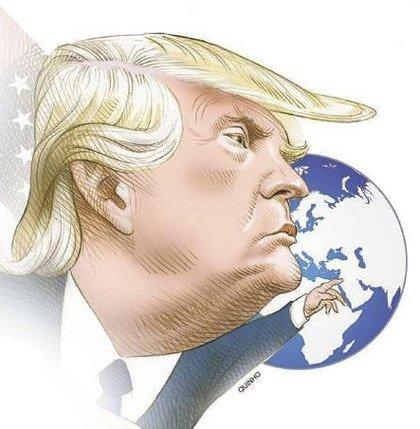 Trump e a Síria