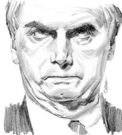 Capitão Bolsonaro - artigo de Sacha Calmon