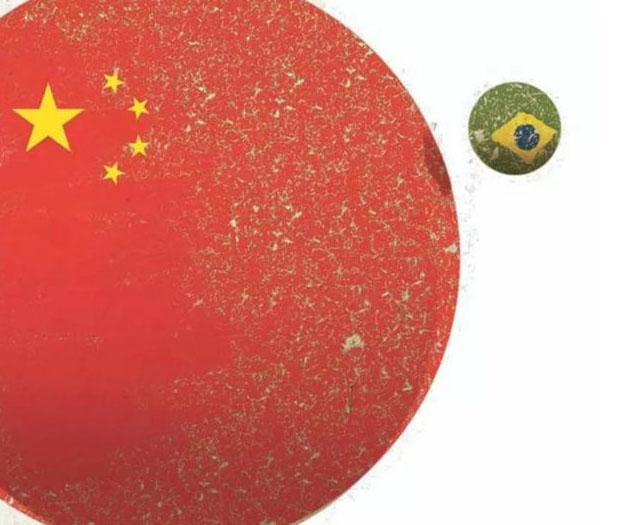 O Brasil depende da China